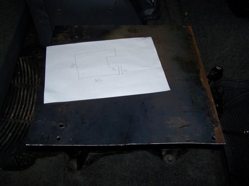 [Equipement] Installation de sièges semi bacquets sur KZJ70 100_2110