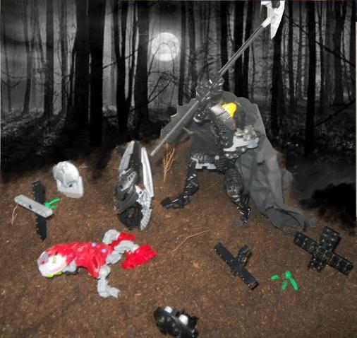 [Concours] Halloween 2010 : Le Retour des Légendes - Page 7 Djimmy11