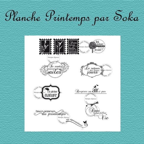 Promotion et nouveaux tampons chez Denim Tampons Planch18