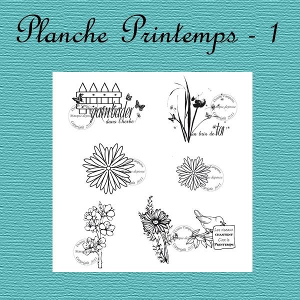 Promotion et nouveaux tampons chez Denim Tampons Planch20