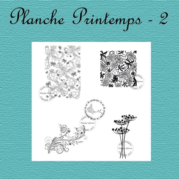 Promotion et nouveaux tampons chez Denim Tampons Planch21