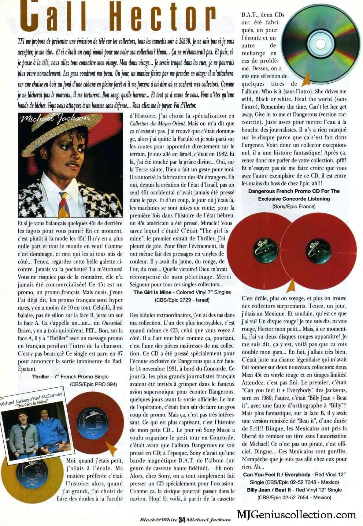 Les rubriques collectors de Black & White Magazine Bw10_c10