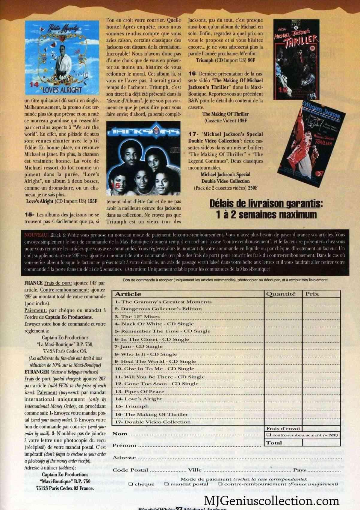 Les rubriques collectors de Black & White Magazine Bw10_m13
