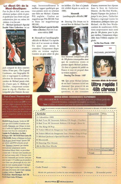 Les rubriques collectors de Black & White Magazine Bw12_m12