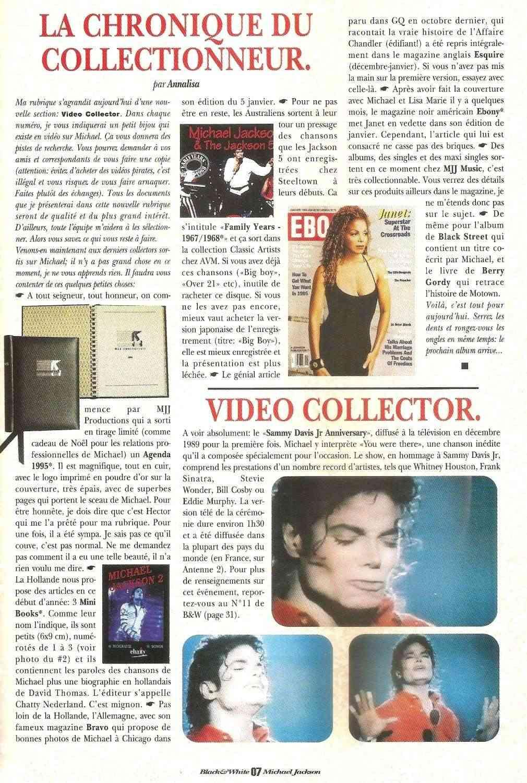 Les rubriques collectors de Black & White Magazine Bw13_a11