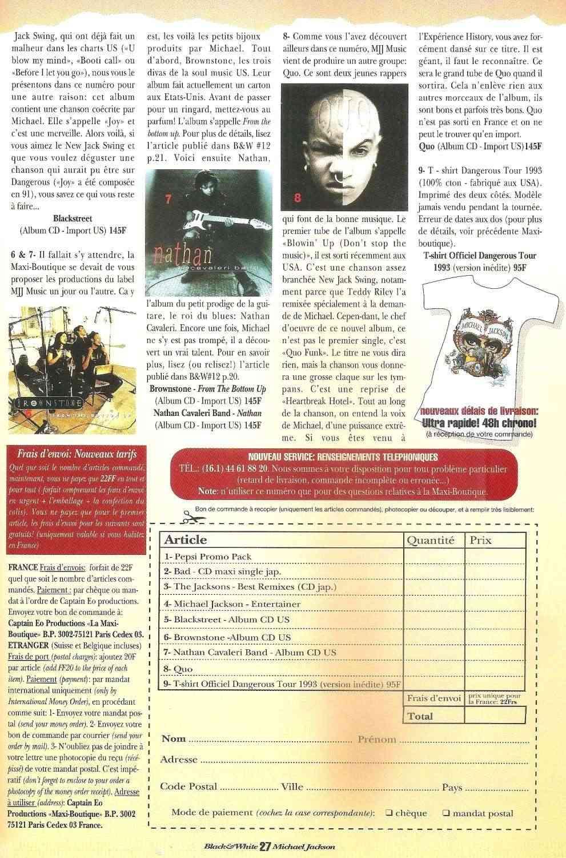 Les rubriques collectors de Black & White Magazine Bw13_m11