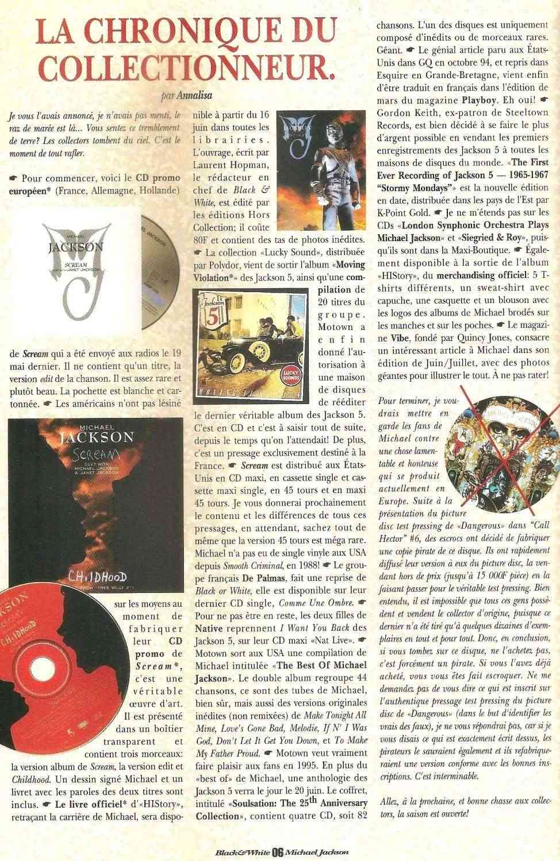 Les rubriques collectors de Black & White Magazine Bw14_a10