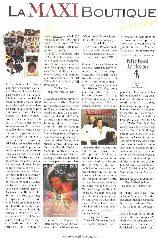 Les rubriques collectors de Black & White Magazine Bw14_m11