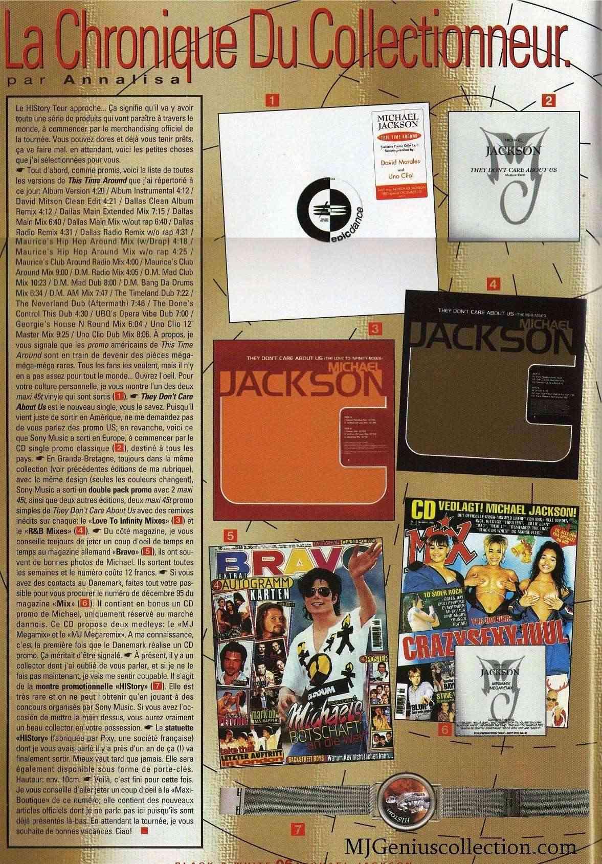 Les rubriques collectors de Black & White Magazine Bw18_a10