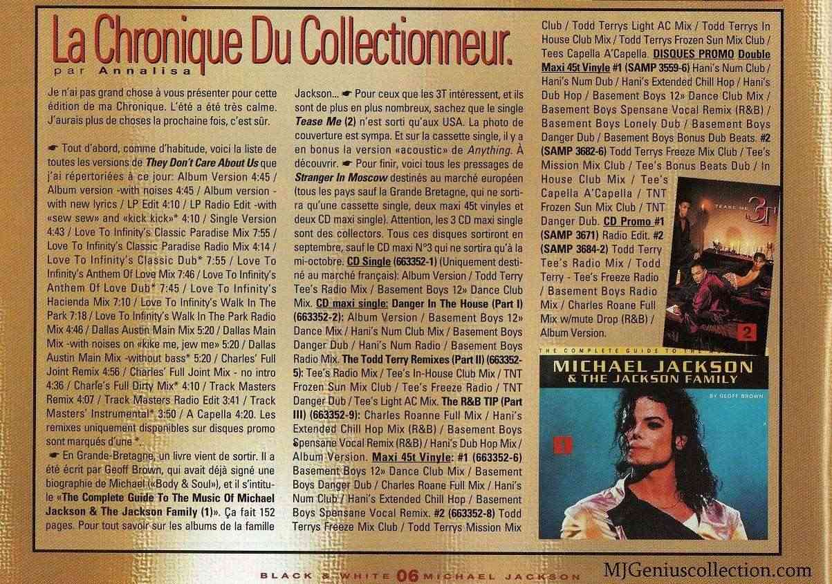 Les rubriques collectors de Black & White Magazine Bw19_a11