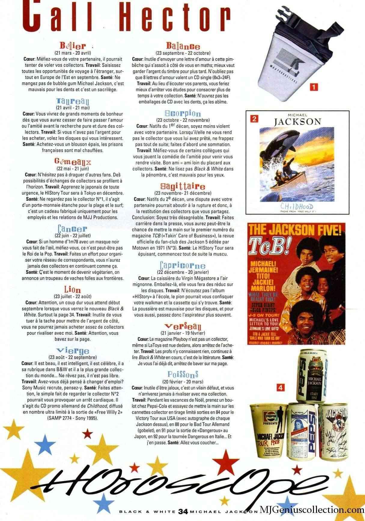 Les rubriques collectors de Black & White Magazine Bw19_c10