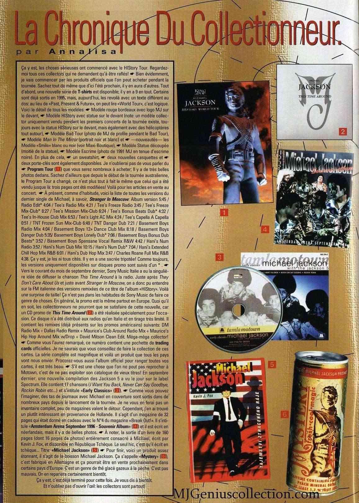 Les rubriques collectors de Black & White Magazine Bw20_a11