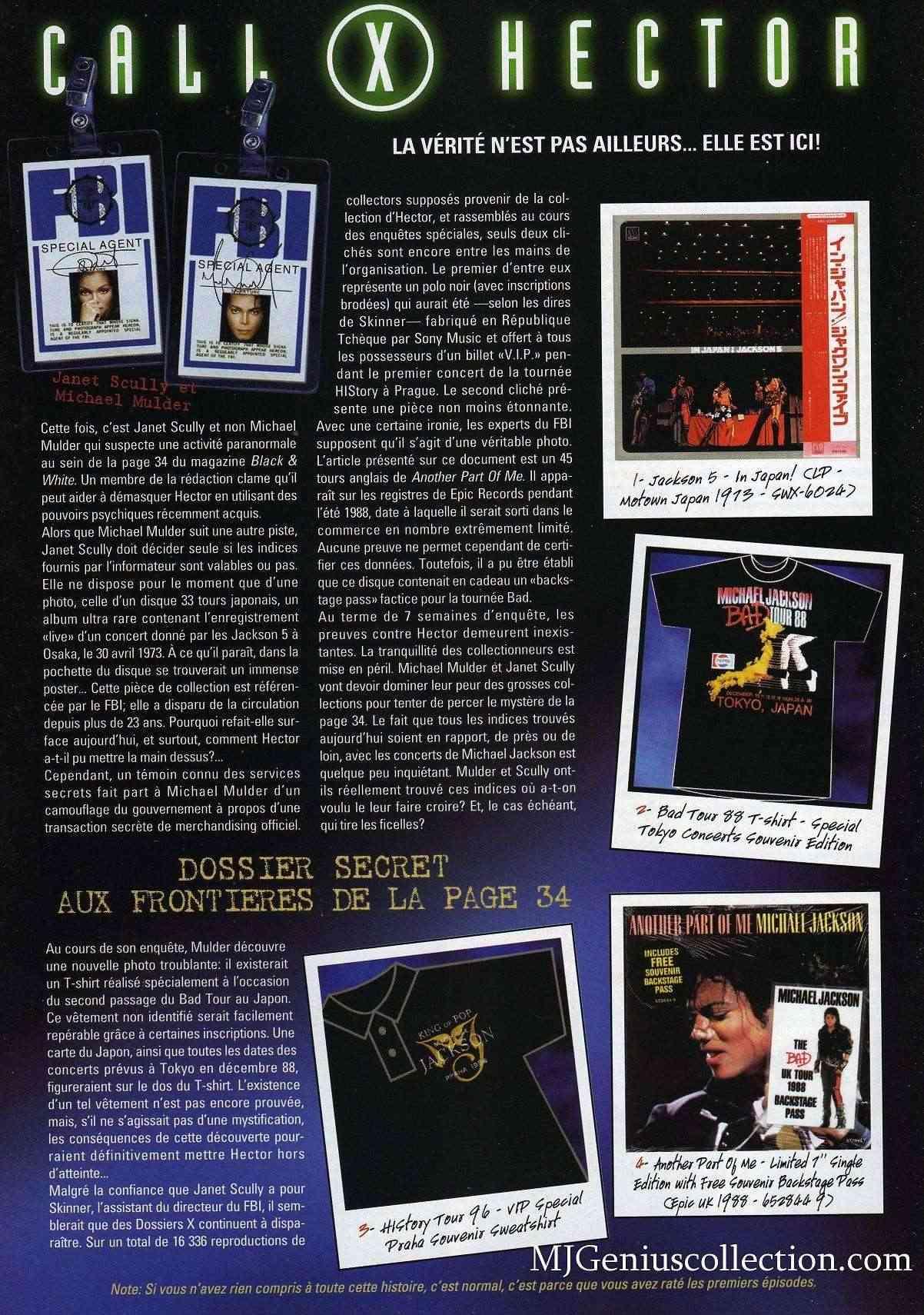 Les rubriques collectors de Black & White Magazine Bw20_c11