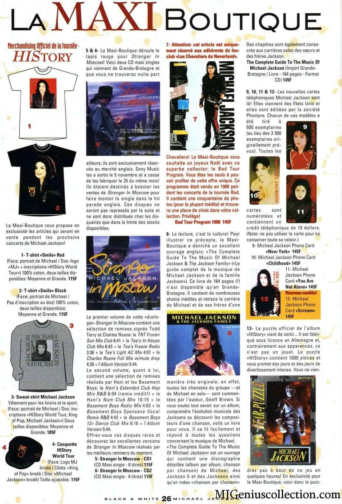 Les rubriques collectors de Black & White Magazine Bw20_m10
