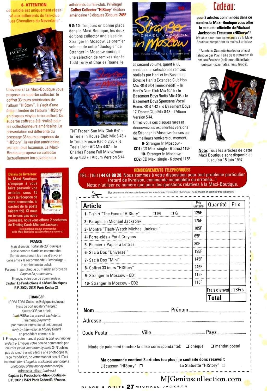 Les rubriques collectors de Black & White Magazine Bw21_m11