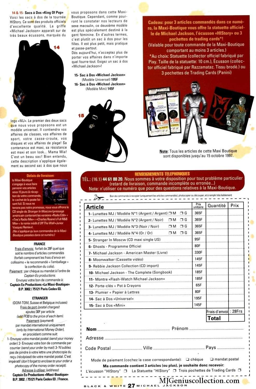 Les rubriques collectors de Black & White Magazine Bw21_m12