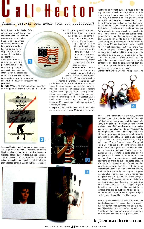 Les rubriques collectors de Black & White Magazine Bw22_c10