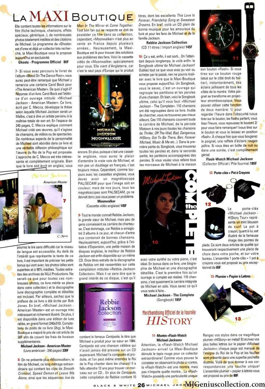 Les rubriques collectors de Black & White Magazine Bw22_m11