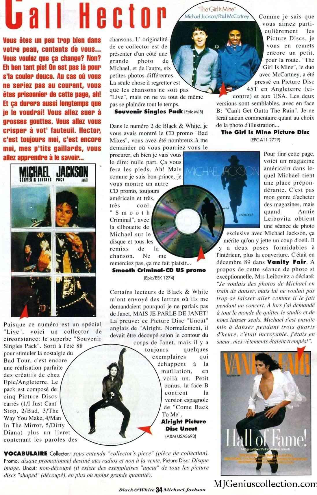 Les rubriques collectors de Black & White Magazine Bw3_ca11