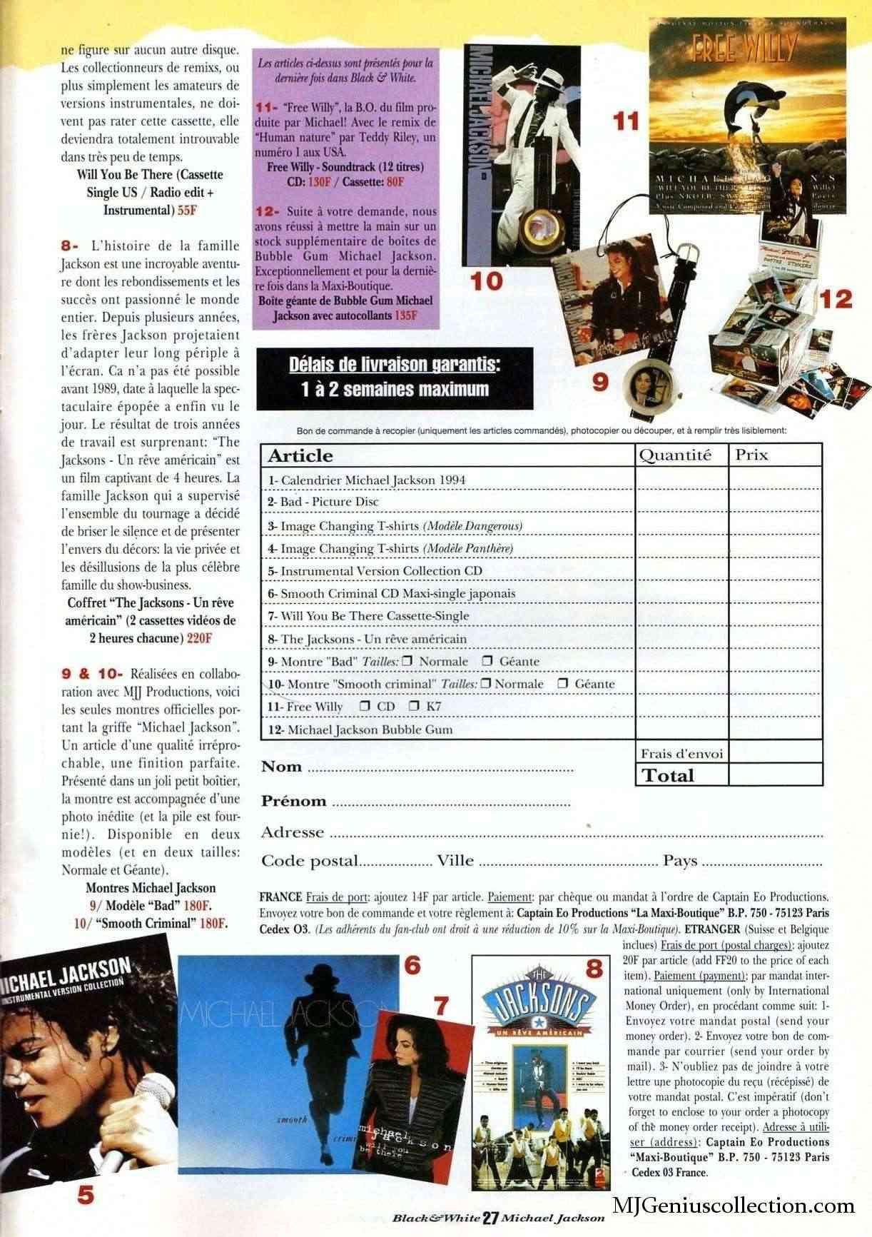 Les rubriques collectors de Black & White Magazine Bw8_ma11