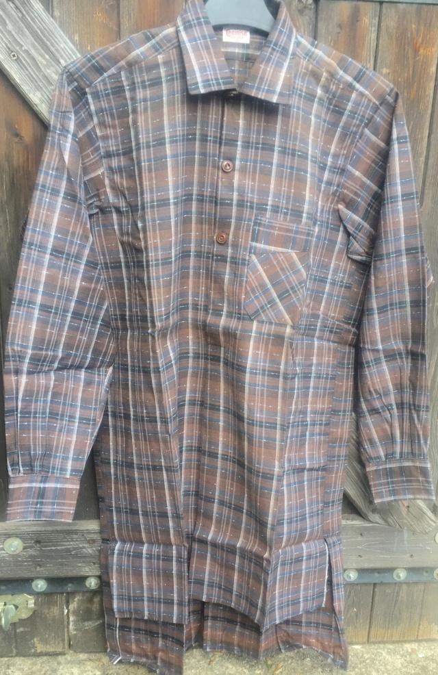 chemise civile chemise (militaire) année quarante ESC - MAR 1 Img_4813