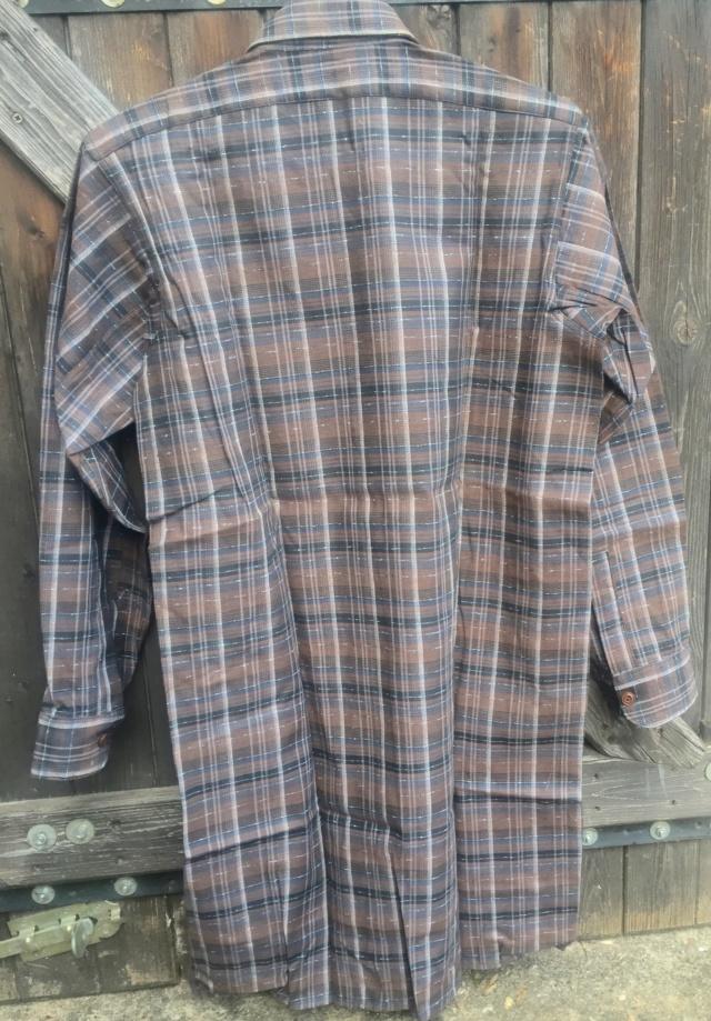 chemise civile chemise (militaire) année quarante ESC - MAR 1 Img_4814