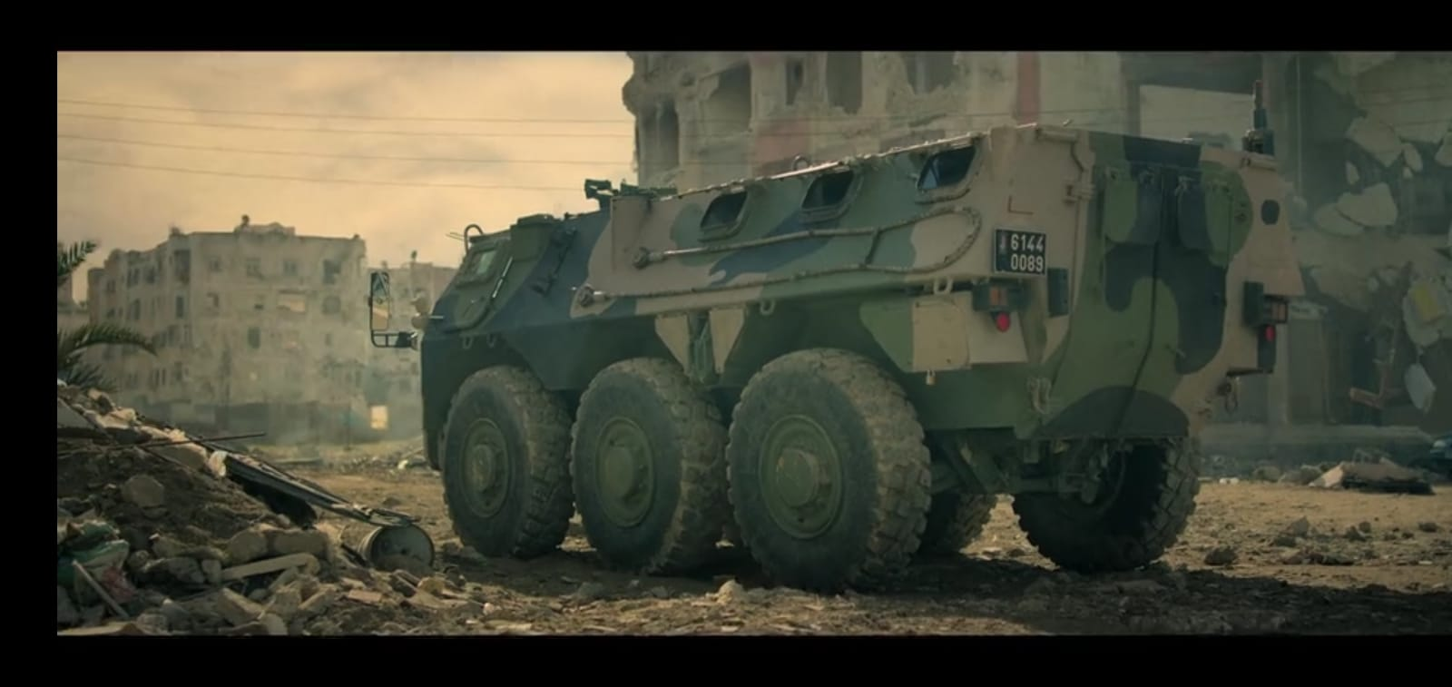 Les FAR et le Cinema / Moroccan Armed Forces in Movies - Page 11 111