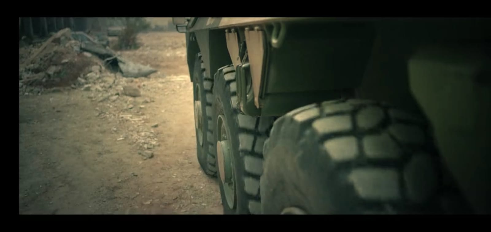 Les FAR et le Cinema / Moroccan Armed Forces in Movies - Page 11 211