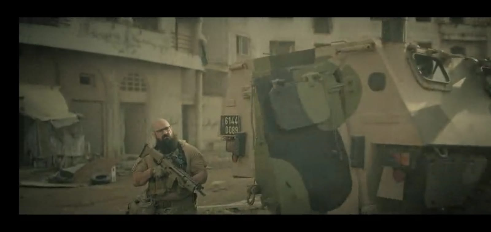 Les FAR et le Cinema / Moroccan Armed Forces in Movies - Page 11 311