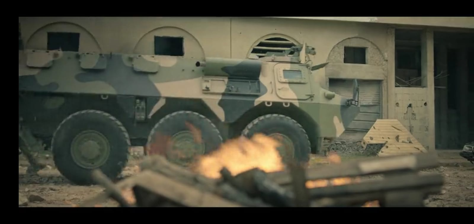 Les FAR et le Cinema / Moroccan Armed Forces in Movies - Page 11 610