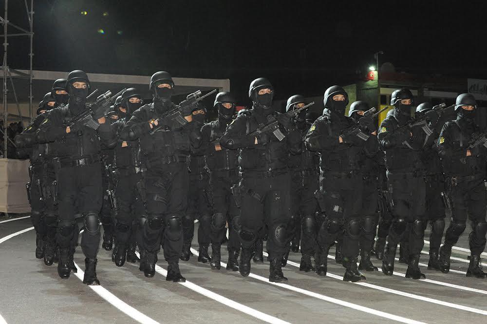 Moroccan Special Forces/Forces spéciales marocaines  :Videos et Photos : BCIJ, Gendarmerie Royale ,  - Page 16 Aao-6310