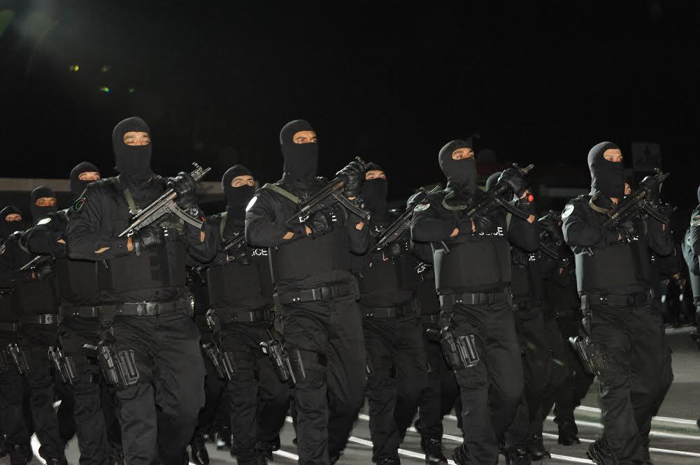 Moroccan Special Forces/Forces spéciales marocaines  :Videos et Photos : BCIJ, Gendarmerie Royale ,  - Page 16 Aao-6317