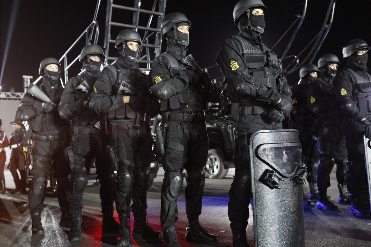 Moroccan Special Forces/Forces spéciales marocaines  :Videos et Photos : BCIJ, Gendarmerie Royale ,  - Page 16 Bcij110