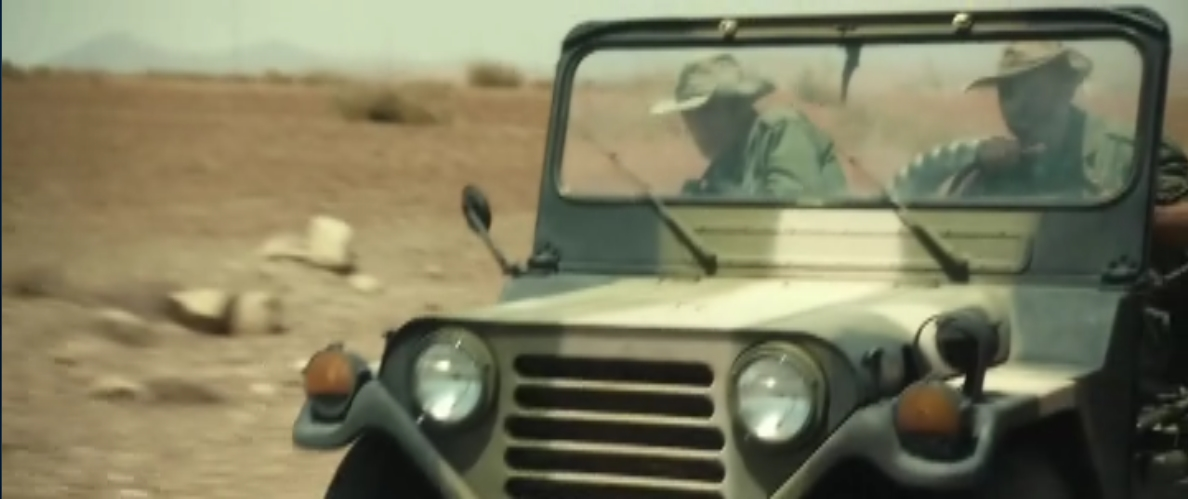 Les FAR et le Cinema / Moroccan Armed Forces in Movies - Page 10 Sans_t12