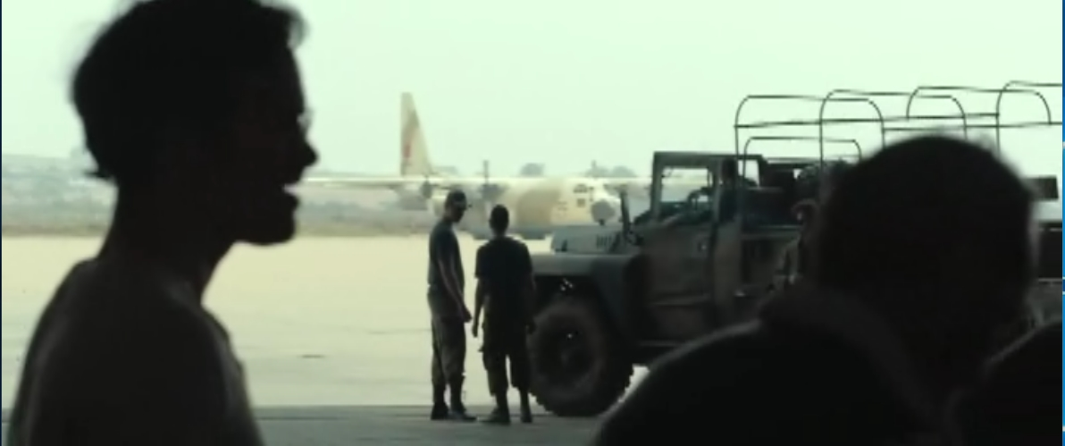 Les FAR et le Cinema / Moroccan Armed Forces in Movies - Page 10 Sans_t16