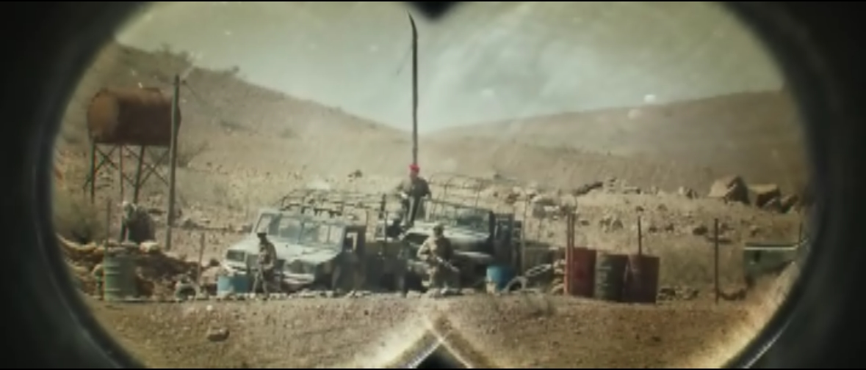 Les FAR et le Cinema / Moroccan Armed Forces in Movies - Page 10 Sans_t18