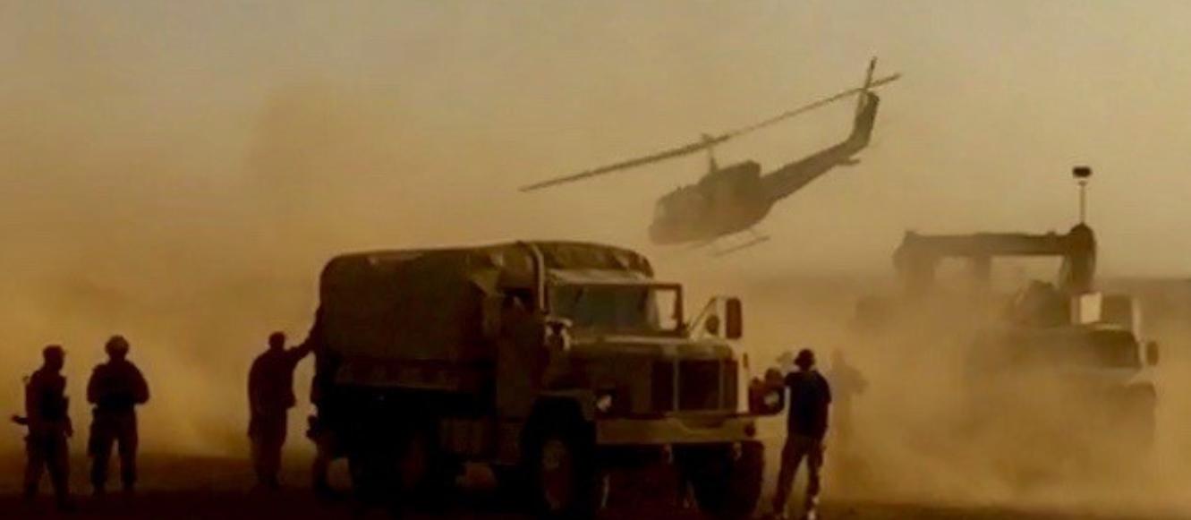 Les FAR et le Cinema / Moroccan Armed Forces in Movies - Page 10 Sans_t27
