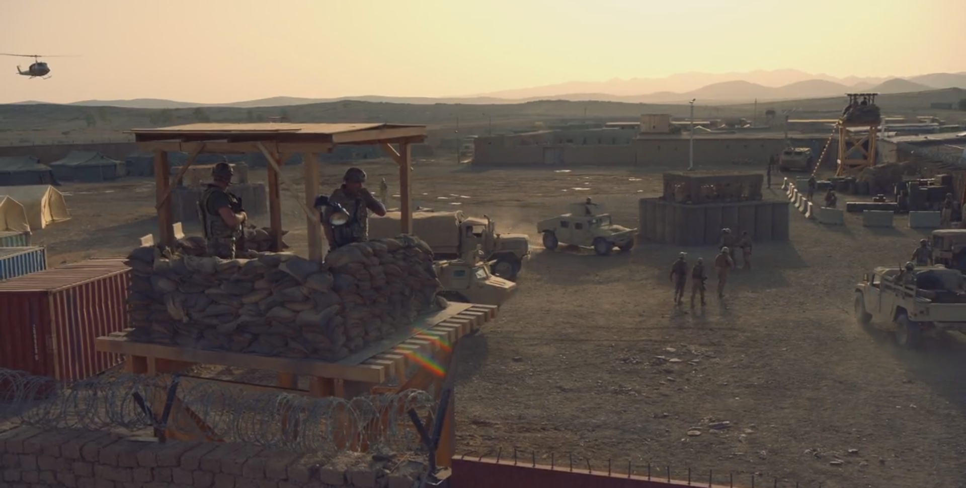 Les FAR et le Cinema / Moroccan Armed Forces in Movies - Page 10 Sans_t28