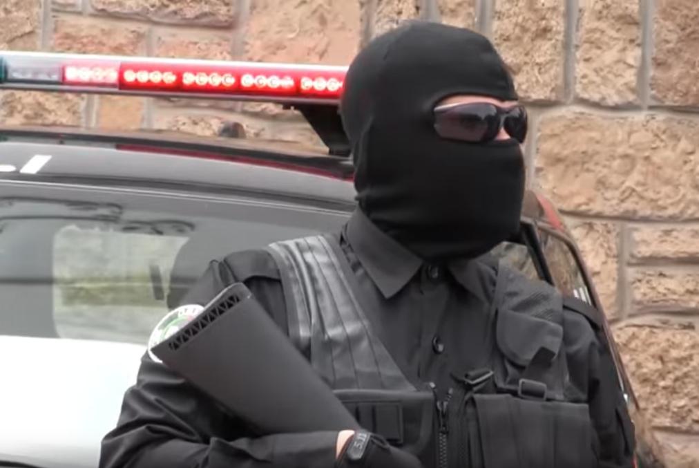 Moroccan Special Forces/Forces spéciales marocaines  :Videos et Photos : BCIJ, Gendarmerie Royale ,  - Page 16 Sans_t35