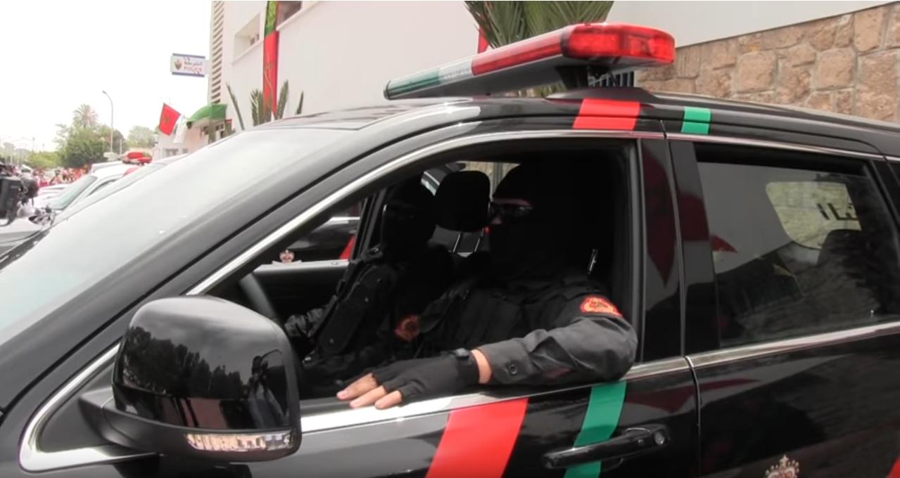Moroccan Special Forces/Forces spéciales marocaines  :Videos et Photos : BCIJ, Gendarmerie Royale ,  - Page 16 Sans_t36