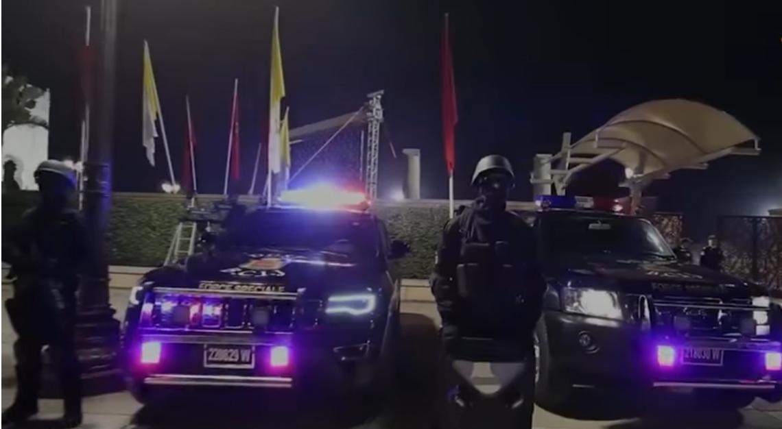 Moroccan Special Forces/Forces spéciales marocaines  :Videos et Photos : BCIJ, Gendarmerie Royale ,  - Page 16 Sans_t41