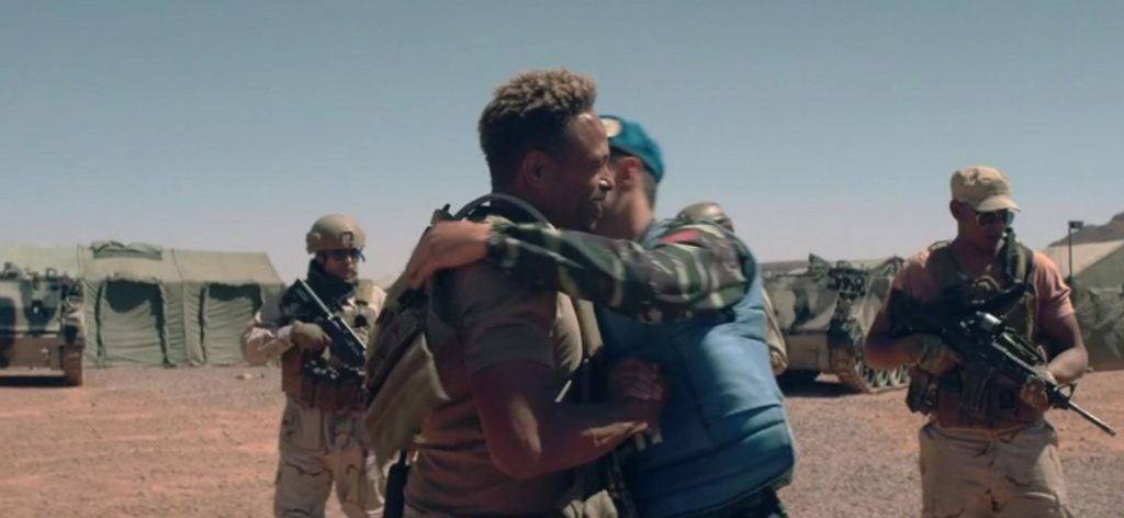Les FAR et le Cinema / Moroccan Armed Forces in Movies - Page 11 Sans_t61