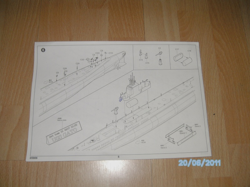 "Unternehmen Petticoat"" - das 4. rosa U-Boot zum Film Pict0447"