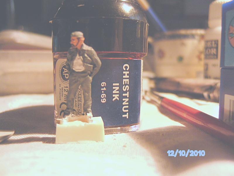 U-Boot Mannschaft, Resin / 1:72  FERTIG Pict0814