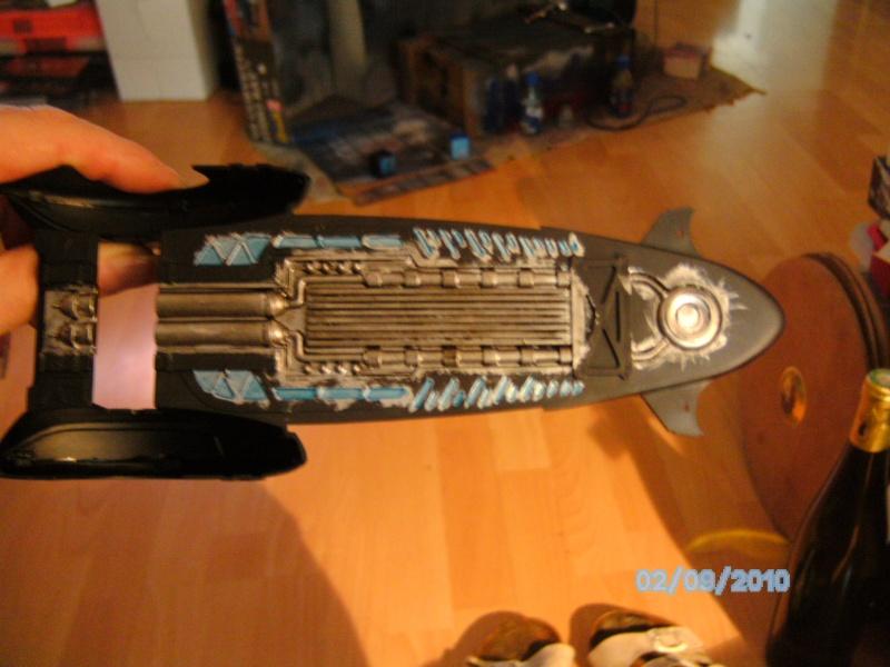 Batmobil aus Batman Forever 1:25 Revell Pict5720
