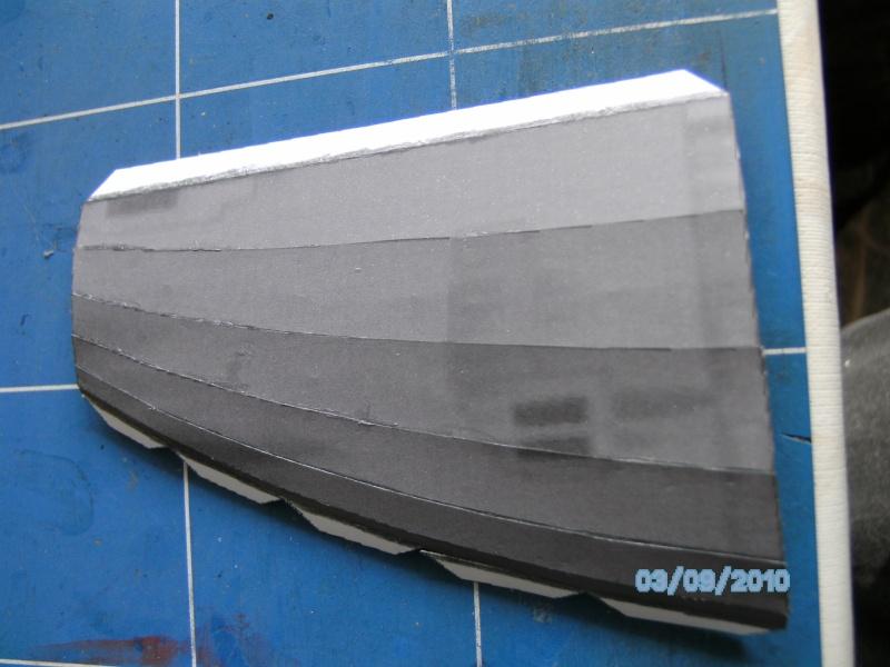 Babylon 5 Krestel Class Atmospheric Shuttle Pict5811