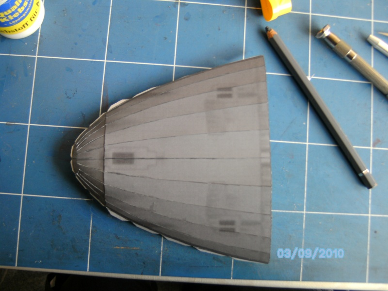 Babylon 5 Krestel Class Atmospheric Shuttle Pict5812