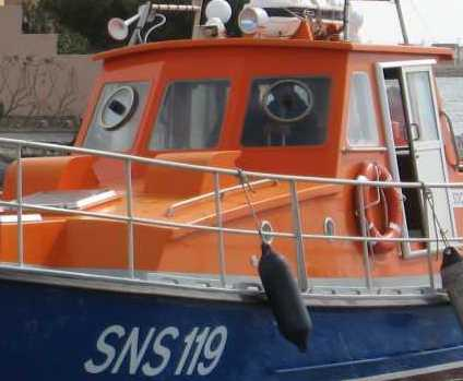 SNS 198 en construction Sns11910