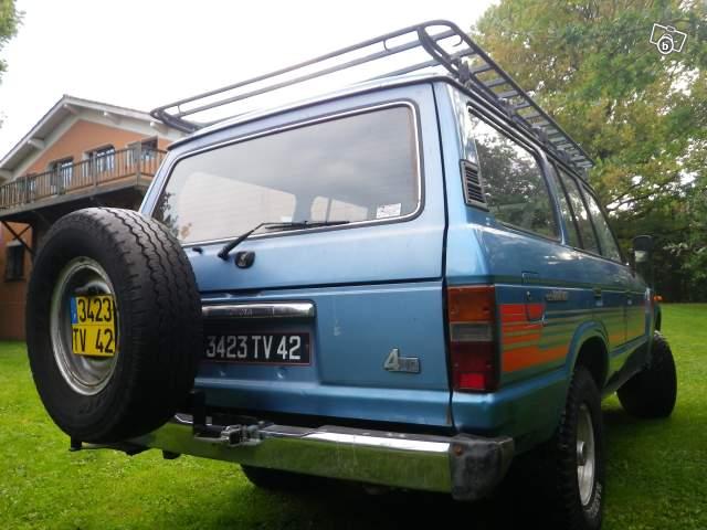 [ vendu ]Je vends mon Toyota HJ60 : mon 1er MP en qq sorte... 79867410
