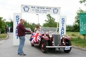 2011 Mendip Historical car society rally Rally112